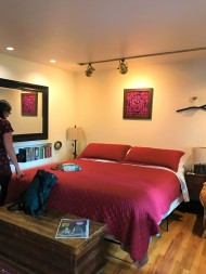 Or AirBnb at Winston House in Seattle, Washington
