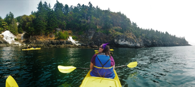 Kayaking: Exploring the San Juan Islands
