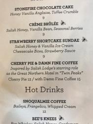 """Cherry Pie & Damn Fine Coffee"""