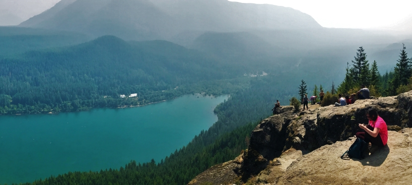 Rattlesnake Mountain Hike: Teenage Wasteland