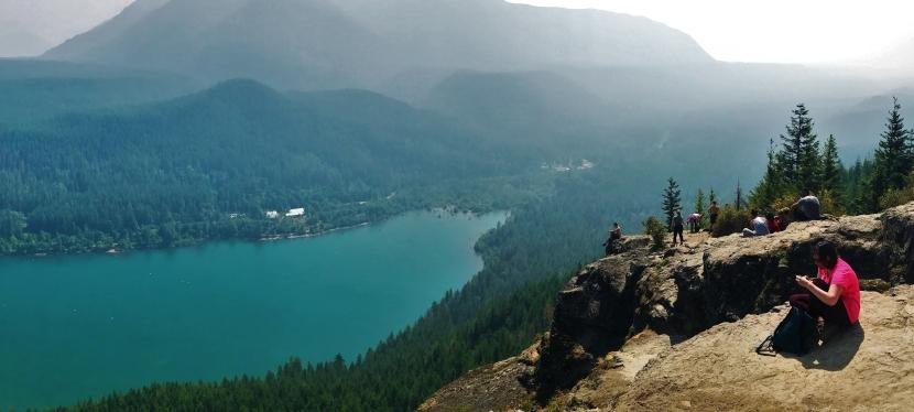 Rattlesnake Mountain Hike: TeenageWasteland