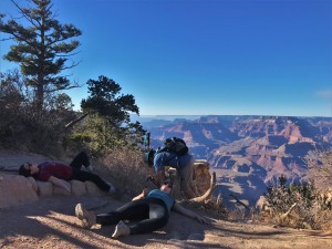 the after picture South Kaibab Trail