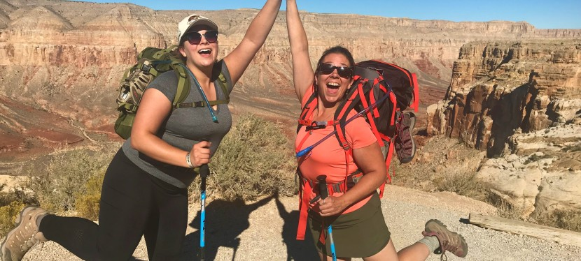 Conquering Havasu Canyon: The Trail That Once Conquered Me