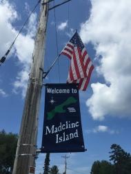 welcome to madeline island
