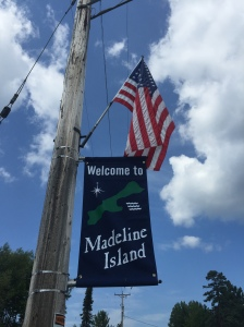 welcome to madeline island