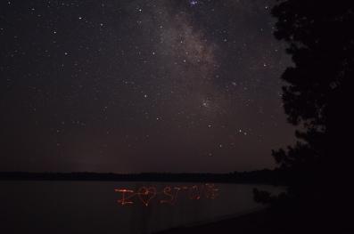 long exposure night photography